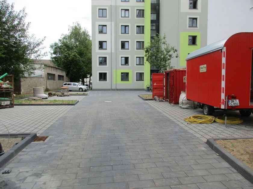 Koln Studierendenwohnheim Graacher Str Carl Ley Landschaftsbau Gmbh
